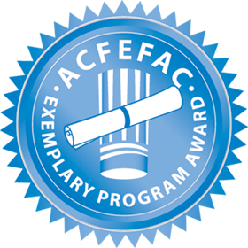 ACF Exemplary Status Seal