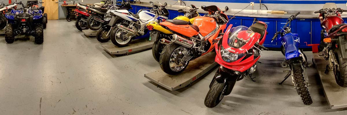 Motorcycle Technology Center