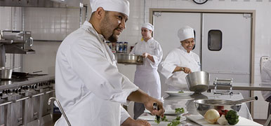 Culinary Arts/Restaurant Management program at The Pennsylvania School of Culinary Arts