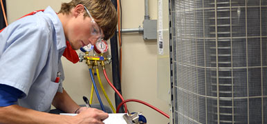 Heating, Air Conditioning & Refrigeration Technology Program