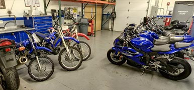 The Motorcycle Technology Center