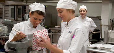 Pastry Arts program at The Pennsylvania School of Culinary Arts