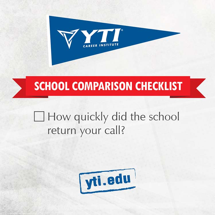 Did the school return your call promptly?