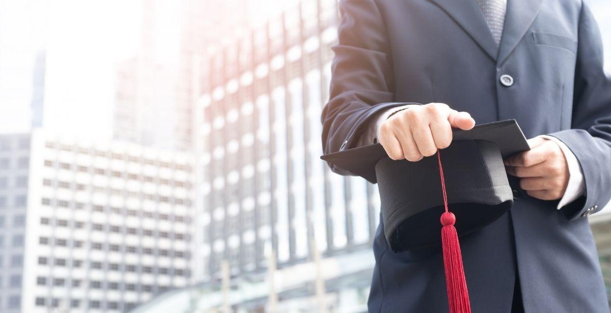 business administration graduate