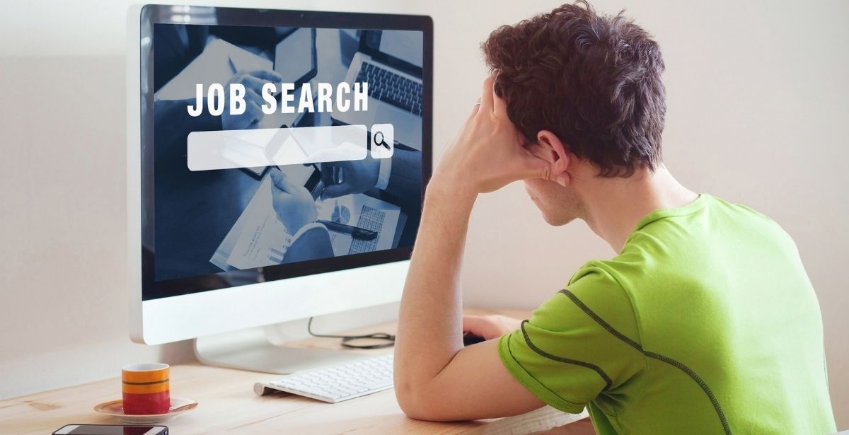 job search computer